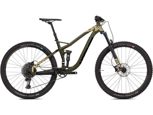NS Bikes Snabb 130 Plus 2 MTB Fullsuspension Herrer 29